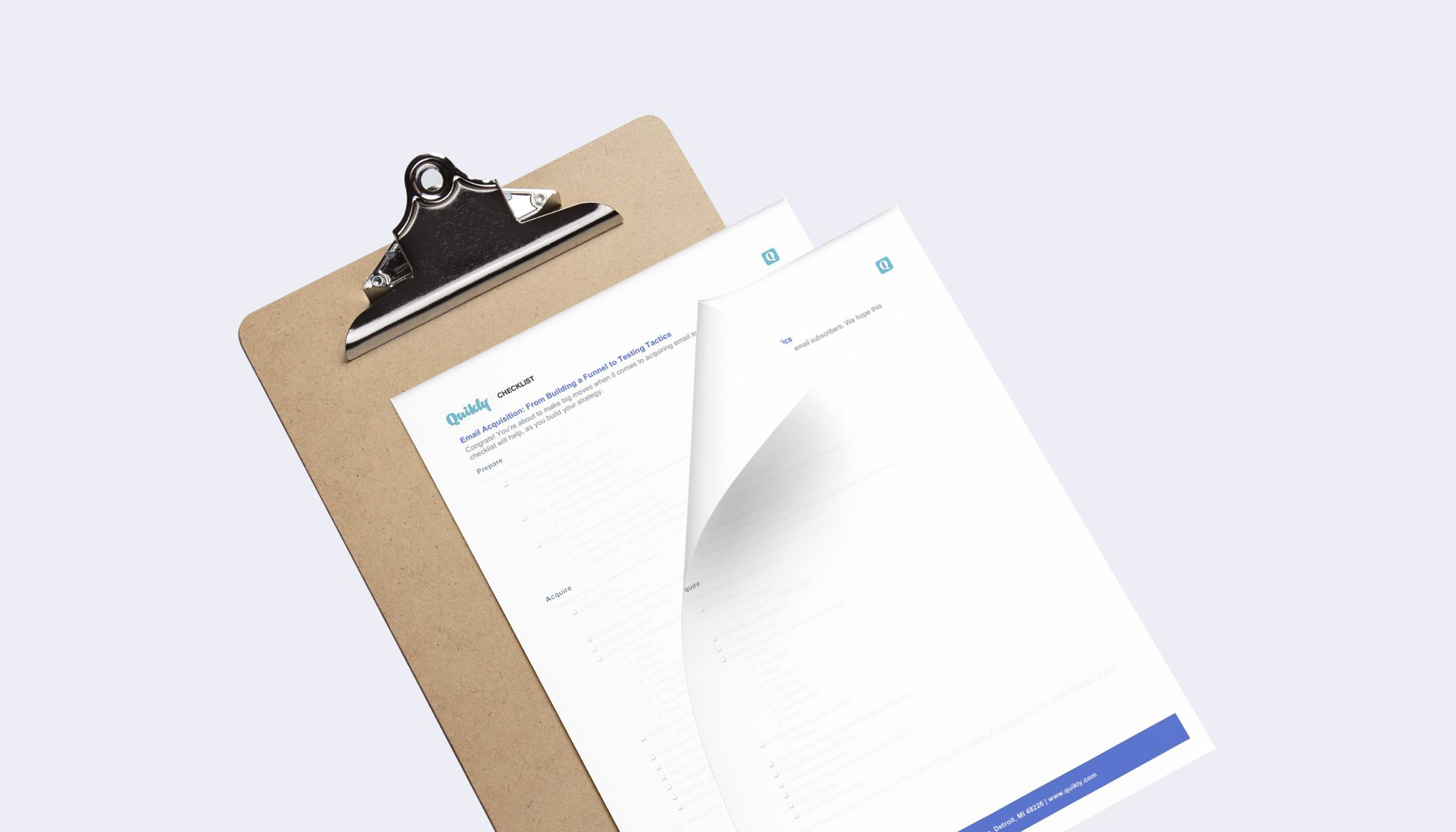 checklist-email-acquisition